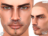 Catwa face piercing male ad2