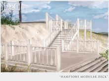 """""""Hamptons Modular deck""""  mesh"""