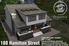 [ Organica ] 180 Hamilton Street