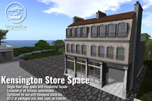 [ Organica ] Kensington Shop space