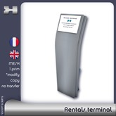 KTC Rentals terminal