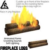 L&S - Fireplace Logs