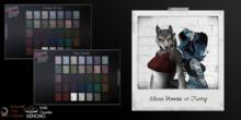 ~Rebellious Rose~ Alexis Hoodie v1 - Furry