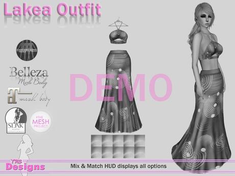 Lakea Outfit Demo Hud