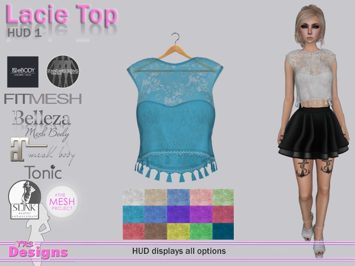 Lacie Top With Hud 1