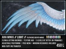 [M.O.R] AVIA : BENTO WINGS LIGHT