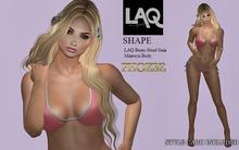 PHOEBE - Shape for LAQ Bento head - Gaia - Maitreya Lara Body.