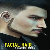 {FE STYLE} FACIAL HAIR V.20 (SIGNATURE-OMEGA)