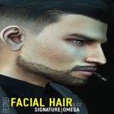 {FE STYLE} FACIAL HAIR V.22 (SIGNATURE-OMEGA)