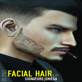 {FE STYLE} FACIAL HAIR V.24 (SIGNATURE-OMEGA)