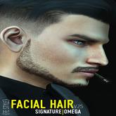 {FE STYLE} FACIAL HAIR V.25 (SIGNATURE-OMEGA)