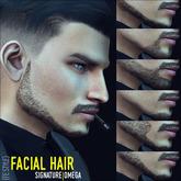{FE STYLE} FACIAL HAIR SIGNATURE/OMEGA (FATPACK)