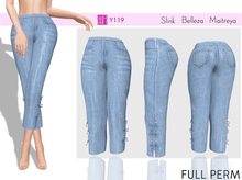 Christmas Sale [Y]Full Perm 119 jeans