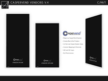 [AC] CasperVend Vendors V.4 - [Vertical Single]
