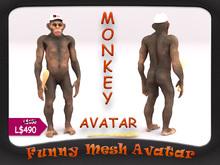 MONKEY MESH AVATAR