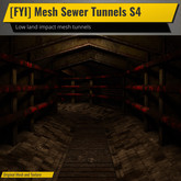 [FYI] Mesh Sewer Tunnel System S4 1.0.0