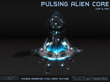 **ToKKen Industries** Pulsing Alien Core - Mesh