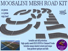 Moosalini Mesh Road Kit