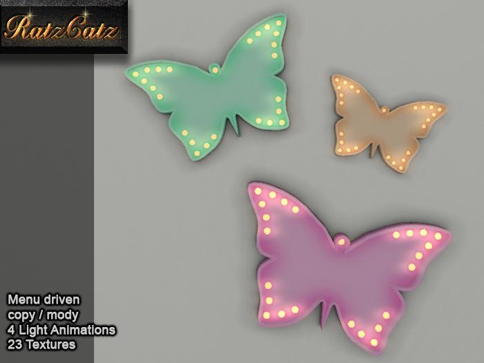 .: RatzCatz :. Marquee Butterfly