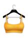 .:villena:. - Tank Crop Top - Yellow