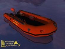 [HVW] Emergency Response Boat