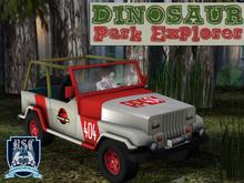 [Killi's] Dino Park Explorer - RSC JEEP