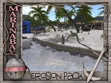 erosion rock pack