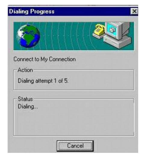 Dial-Up Sound Gesture