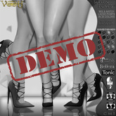 """ VOOH "" SUELEN PUMPS *DEMO* {MAITREYA - BELLEZA - SLINK - TONIC HIGH FEET}"