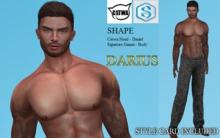 DARIUS - SHAPE FOR CATWA DANIEL HEAD AND SIGNATURE GIANNI BODY