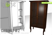 inVerse® MESH - Cabinet #2 full permission