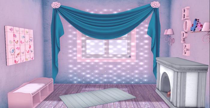 LOP Backdrop Cute Room