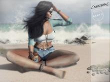 <EMOZIONE> Pose **Beachtime ~2~**! [BAG] female
