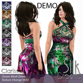 Silk Dreams Clarissa (Mesh) Dress DEMO