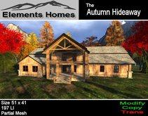 The Autumn Hideaway
