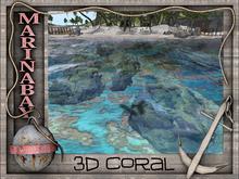 3D corail