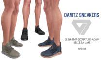ILLI - [SLink,Signature Gianni,Belleza Jake,TMP,Adam] Danitz Sneakers (HUD Driven) PROMO