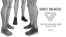 ILLI - [SLink,Signature Gianni,Belleza Jake,TMP,Adam] Danitz Sneakers DEMO
