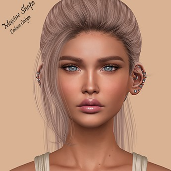 - Latter - Maxine [Catwa Catya Shape]