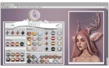 + WitchCraft + Amaris Antler Set