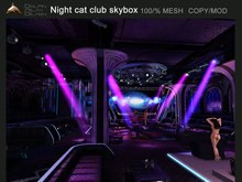 [Dolphin Design] ~the Night cat club skybox