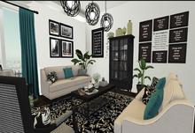 SU by Sage - Manhattan Living Room Set PG