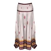 The Annex - Priya Skirt - White - Lara, Hourglass, Freya