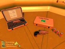 [HVW] Flare gun (with a box)