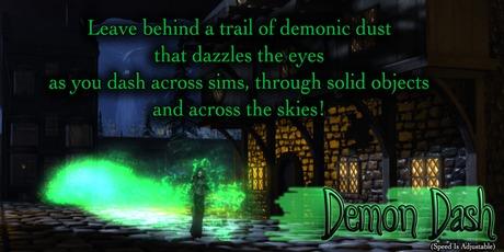 Demon Dash - A Magical Dashing System
