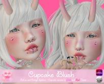 Cake Inc.: Cupcake Blush