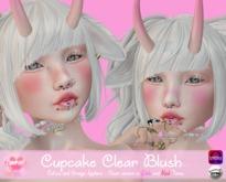 Cake Inc.: Cupcake Clear Blush