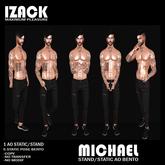 Maximum pleasure: STATIC AO MICHAEL