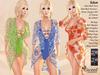 Sweet Temptations :: Tulum Outfit - Maitreya, Physique & Hourglass, Venus, Isis & Freya, Tonic.  20 Textures HUD