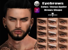 Eyebrows -  Catwa / Omega Applier 85